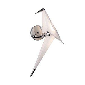 ARANDELA BIRD EM LED 6W 2700K BIVOLT 62264-1L STARLUX