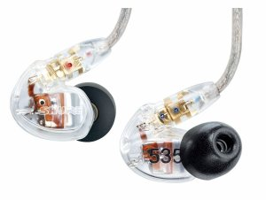 Fone de Ouvido Intra Auricular Shure Se535 - Monitor Pessoal