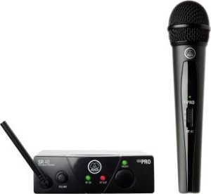 Microfone AKG WMS40 Mini Single Vocal Set