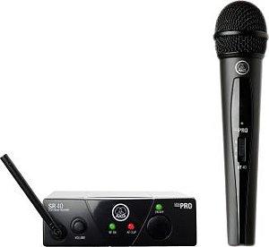 Microfone AKG WMS40 Mini Single Vocal Set