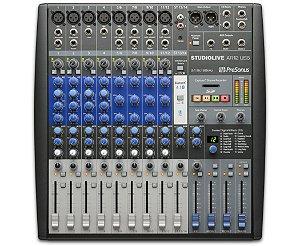 Mixer PreSonus StudioLive AR12 USB