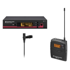 Microfone de Lapela Sennheiser EW 112 Eng G3