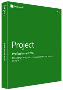 MICROSOFT PROJECT PROFESSIONAL 2016 – ESD