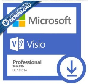 MICROSOFT VISIO PROFESSIONAL 2016 – (DOWNLOAD)
