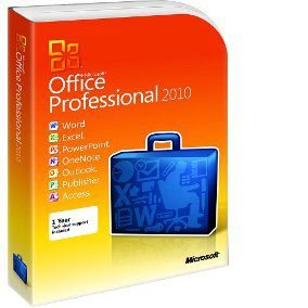 MICROSOFT OFFICE PROFESSIONAL 2010 – 32 / 64 BITS – ESD