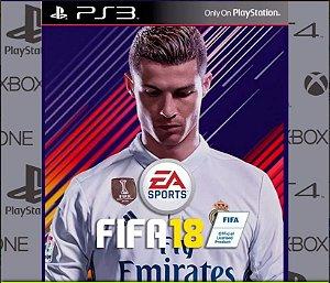 Fifa 18 Ps3 2018 Digital Jogo Português Envio Rapido