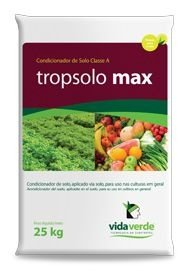 Tropsolo Max Recuperação de Solo (25 kg)