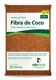 Fibra de coco 50 litros