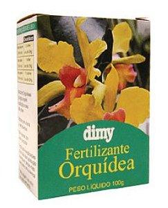 Fertilizante Orquídeas 100g