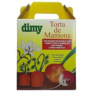 Torta de Mamona (1 kg)