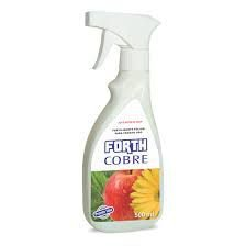 Fertilizante Cobre pulverizador 500ml