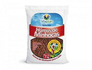 Húmus de Minhoca (2 kg)