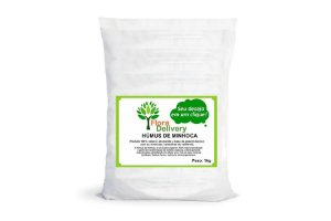 Húmus de Minhoca Flora Delivery (1 kg)