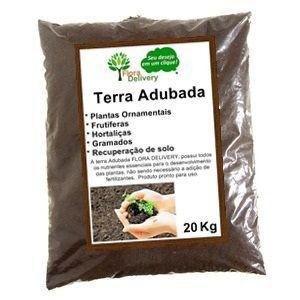 Terra Adubada (20 kg)
