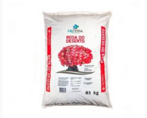 Substrato Rosa do Deserto - 03 kg