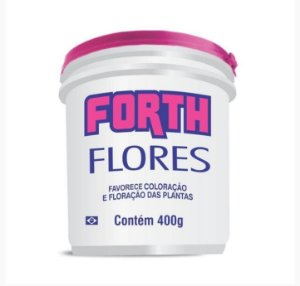 Fertilizante Forth Flores - 400 g