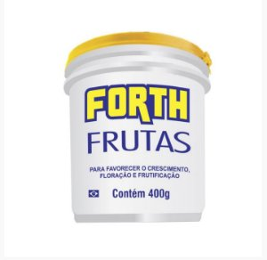 Fertilizante Forth Frutas - 400 g