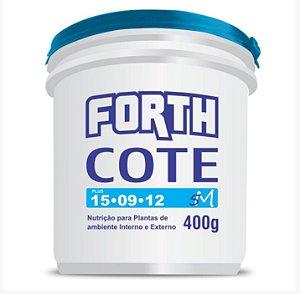 Fertilizante Forth Cote 15-09-12 - 400 g