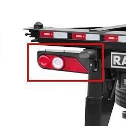 Lanterna traseira Randon LED
