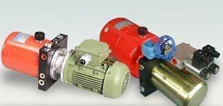 Unidade eletro-hidráulica