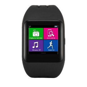 Relógio Smartwatch Sw1 P9024 Bluetooth Multilaser