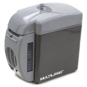 Mini Geladeira Cooler Multilaser Automotivo 7 litros 12V Multilaser - TV008