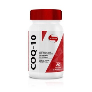 COENZIMA Q10 - COQ10 - 60 Cáps 500mg