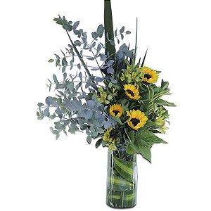 Assinatura de Flores FQ