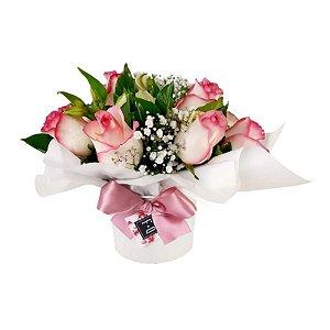 Bouquet Terrier de Rosas Nacionais