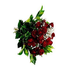 Buquê de rosas Spray Vermelho
