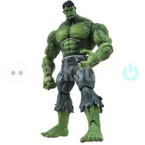 Action Figure Hulk - Marvel Select