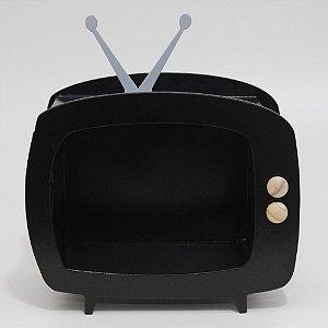 TV em MDF - Preta