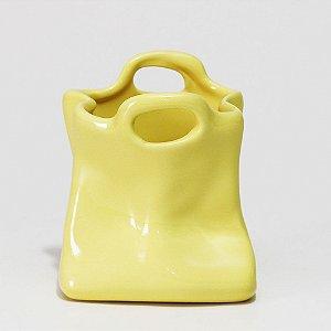 Sacolinha - Amarelo Claro