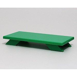 Bandeja Baixa em MDF - Verde Escura