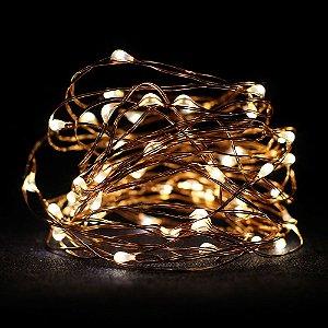 Fio de luz - cobre