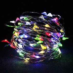 Fio de luz - colorido