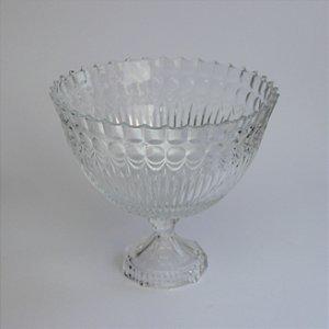 Bomboniere Bowl de Vidro com Pé