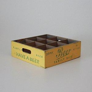 Engradado Vintage Beers