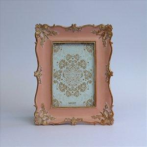 Porta-retrato Clássico Rosa