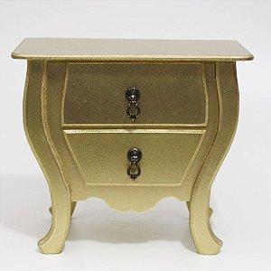 Mini criado - Dourado