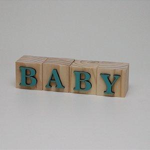 Blocos BABY - Azul