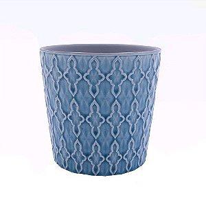 Vaso Esplendor Azul