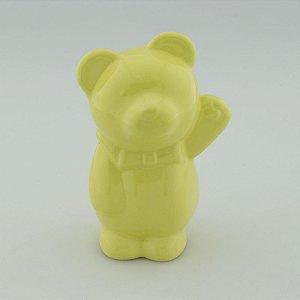 Ursinho de Louça - Amarelo