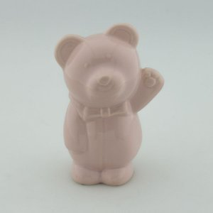 Ursinho de Louça - Rosa