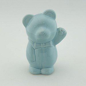 Ursinho de Louça - Azul
