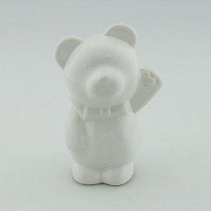 Ursinho de Louça - Branco