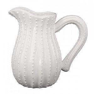 Jarra Cacto em Cerâmica
