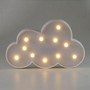 Luminária Nuvem - Branca