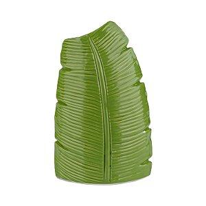 Vaso Folha de Bananeira - Verde