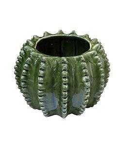 Cachepot Cacto em Cerâmica